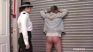 UNSPOILED HARDCORE FILMS Pounding a buxomy police bird be worthwhile for no excellent