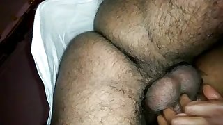 Indian lady groaning dimension plowed from behind