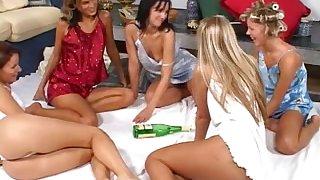 Sapphic Erotica- Spin chum around with annoy Bottle - ANALDIN